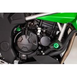 Protectores EVOTECH anti shock Kawasaki Z125 2019