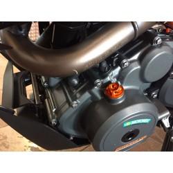 Tapon EVOTECH OFC-14 izquierdo KTM Duke 125 /...