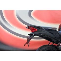 Portamatrícula EVOTECH ESTR-0114 Honda...