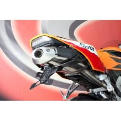 Portamatrícula EVOTECH ESTR-0118 Honda CBR600RR...