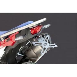 Portamatrícula EVOTECH ESTR-0123 Honda Africa...