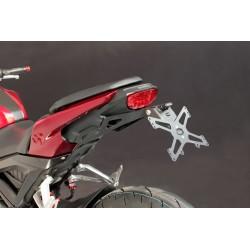 Portamatrícula EVOTECH ESTR-0124 Honda CB125R '18-