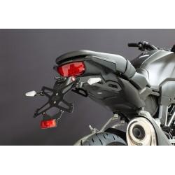 Portamatrícula EVOTECH ESTR-0126 Honda CB300R '19-