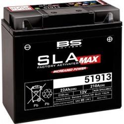 BATERIA BS 51913 (51913) SLA MAX 12V 21AH