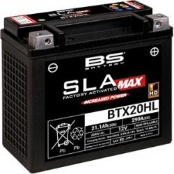 BATERIA BS BTX20HL (YTX20-HL) SLA MAX 20AH