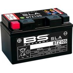 BATERIA BS BTZ10S (YTZ10S) SLA 8,5AH