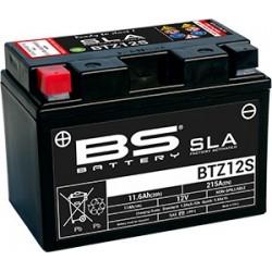 BATERIA BS BTZ12S (YTZ12S) 12V 11AH SLA