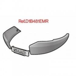 RECAMBIO SHAD D1B481EMR MOLDURAS SH48 GRIS OSCURO