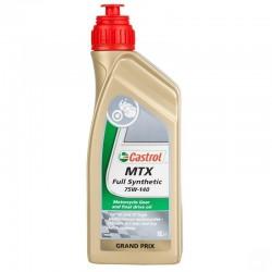 CASTROL MTX 75W-140 GEAR FULL SYNTHETIC