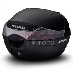 MALETA SHAD SH33 NEGRO BASE
