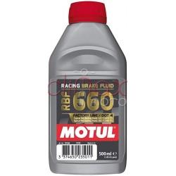 MOTUL DOT4 RBF660 RACING 0.5L 325°