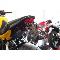 Portamatrícula EVOTECH ESTR-0119 Honda CB650F '14-