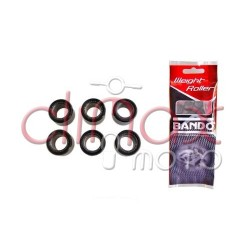 RODILLOS VARIADOR BANDO HONDA 125 (PCX/SH)