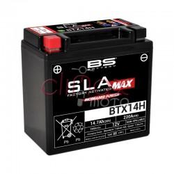 BATERIA BS BTX14H (YTX14H-BS) SLA-MAX 14AH...