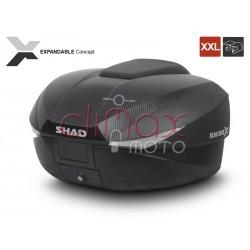 MALETA SHAD SH58X EXPANDIBLE CARBON LOOK