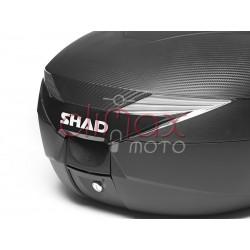 MALETA SHAD SH39 CARBON LOOK
